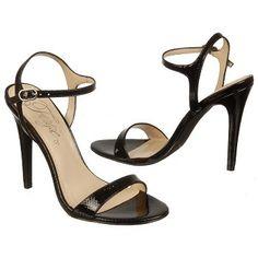 Women's Fergie Roxane Black Patent FamousFootwear.com