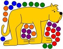 me in the Zoo - enlarge and use as a group activity during story time or for literacy activity. Flannel Board Stories, Felt Board Stories, Felt Stories, Flannel Boards, Zoo Crafts, Dr Seuss Crafts, Preschool Crafts, Dr Seuss Activities, Kids Learning Activities