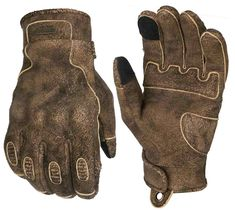 """ESKA """"Ferry Prime"""" wild deer leather gloves with knuckle protection and i-touch function. ESKA Motorcycle Gloves at Biker Gloves, Leather Motorcycle Gloves, Leather Work Gloves, Black Gloves, Motorcycle Style, Mens Gloves, Motorcycle Gear, Safety Gloves, Superhero Design"""