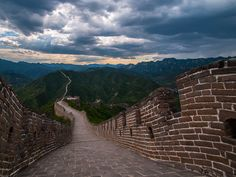One of my dreams is to visit the Great Wall in China