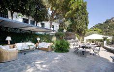 Luxury villa in Capri, Villa Il Tramonto