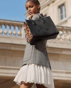 Suit Fashion, High Fashion, Fashion Photography Inspiration, Wild Hearts, Luxury Bags, Fashion Brands, Lace Skirt, Super Cute, Louis Vuitton
