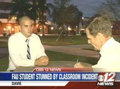 Mormon student at Florida Atlantic University punished for refusing to 'stomp on Jesus' | Deseret News