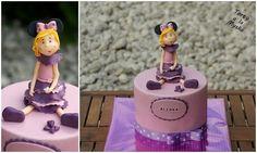 Minnie princess - Cake by Myska