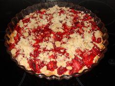 Makia mansikkapiirakka 20 Min, Pie, Desserts, Food, Torte, Postres, Tart, Fruit Cakes, Deserts