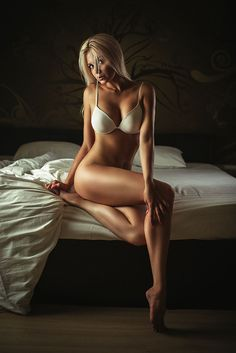 Girl by Sergey Vostrikov on 500px