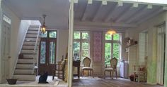 ♥ Pipi's miniatures ♥: Making of - Das Léa Haus 2