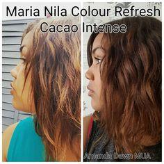 maria nila colour refresh before and after Grey Hair, Amanda, Hair Cuts, Colours, Long Hair Styles, Beauty, Products, Natural Shampoo, Popular Haircuts