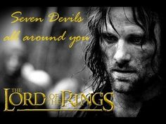 The Lord Of The Rings || Seven devils all around you - YouTube