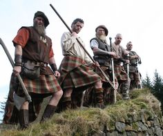 Real men wear kilts. And theyre fierce too!