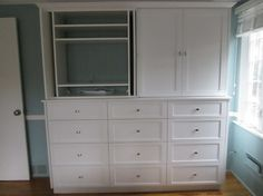 Custom Shaker Built In Unit traditional-dressing-tables-chest-of-drawers-and-wardrobes