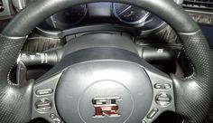 日産(純正) 35GT-Rパドルシフト
