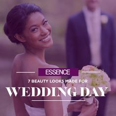 Wedding day beauty looks for the Bride. | essence.com