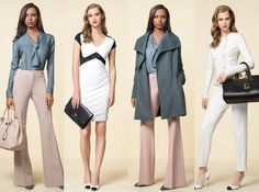 The Limited Collaborates with Kerry Washington to Produce Olivia Pope-inspired Clothing Collection.
