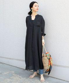 A take on minimalism with hush Modest Fashion, Hijab Fashion, Fashion Outfits, Womens Fashion, Fashion Fashion, Fashion Shoes, Daily Fashion, Spring Fashion, Fashion Beauty