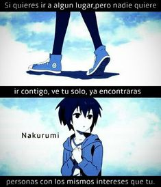 Read 16 from the story Frases Tristes de Anime by (Ingrid Boz) with 141 reads. Sad Anime, Otaku Anime, Kawaii Anime, Anime Qoutes, Manga Quotes, Vocaloid Kaito, Words Can Hurt, Bare Bears, Picture Quotes