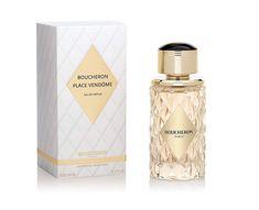 3e1d11d8b5 Boucheron Place Vendome Eau de Parfum is a sensual new scent containing  hints of jasmine