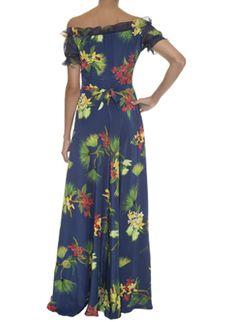 Vestido Longo Carolina Orquídea Isolda