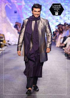 Arjun Kapoor at Lakme Fashion Week