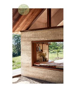 Modern Architecture House, Classical Architecture, Sustainable Architecture, Architecture Details, Residential Architecture, Rammed Earth Homes, Rammed Earth Wall, Earthy Home, Sustainable Building Materials