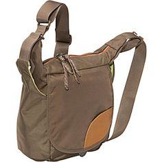 Overland Equipment Donner Shoulder Bag - Sandalwood/Pear - via eBags.com!