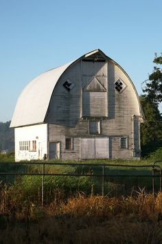 Old Barn, Snohomish, Washington