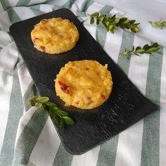 Mini tortillas de patata al horno   Cocina ☂ᙓᖇᗴᔕᗩ ᖇᙓᔕ☂ᙓᘐᘎᓮ http://www.pinterest.com/teretegui