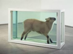 Hirst ( Away from the flock )