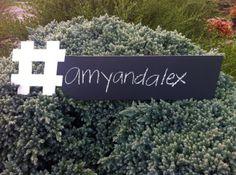 { Ask Cynthia }: Wedding Inspirations | Hashtag Your Wedding