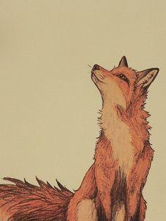 Resultado de imagen de vintage fox