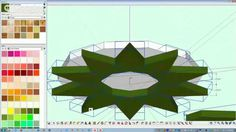 #Sketchup #Tutorial #Beginner #components #rectangle #Drawing #Modification #Construction #Measurement Sketchup Woodworking, Woodworking Tools, Google Sketchup, Wooden Christmas Trees, Cnc, Tutorials, Construction, Activities, Drawings