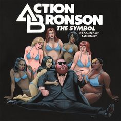 "WATCH: Action Bronson's ""The Symbol"" is a schlocky '70s antihero homage"