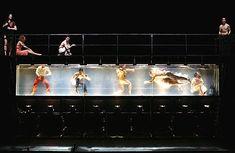 Dido & Aeneas Sasha Waltz & Guests , Akademie für Alte Musik Berlin, Vocalconsort Berlin, Opera in three acts, originally by Henry . Set Theatre, Theater, Set Design Theatre, Types Of Ballroom Dances, Scenography Theatre, Stage Set Design, Image Film, Contemporary Dance, Scenic Design