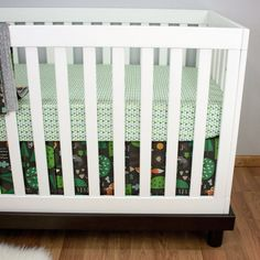 outdoor crib bedding boy camping baby nursery bedding crib set