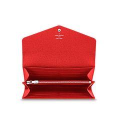 Sarah Wallet Epi - Small Leather Goods | LOUIS VUITTON