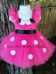 Baby HANDMADE Bright Mixed Knotted Tulle Tutu Match Pink Crochet Tube Top NB-24M