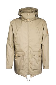 An all around smart looking jacket for urban escapades. Spring Summer 2016, Helsinki, Military Jacket, Street Wear, Raincoat, Fishtail, Ss16, Jackets, Men