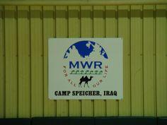 Camp Speicher Iraq