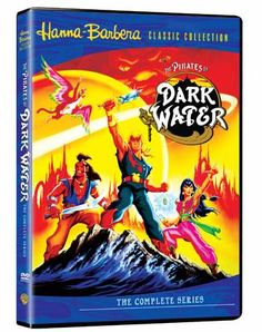 Cult Sci-Fi Toon The Pirates of Dark Water Resurfaces