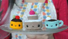 Coffe & Cake | Knit