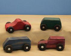 Niños de juguetes de madera juguetes de madera por HummelCreations