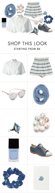 """""""Untitled #107"""" by and-he-shall-be-my-squishy ❤ liked on Polyvore featuring Kenzo, Mara Hoffman, Le Specs, Paula Bianco, BlackMoon, Witchery, ECCO and Urban Outfitters"""