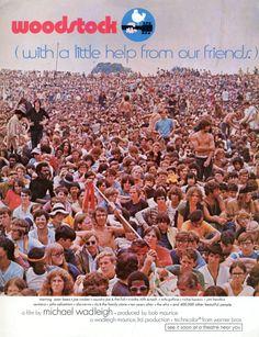 Woodstock documentary  1970