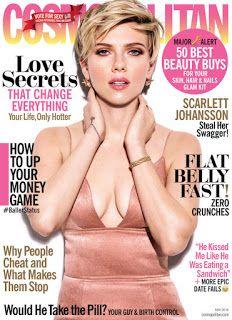 Scarlett Johansson: Cosmopolitan US 2016 Girl Short Hair, Girl Hair Bows, Short Hair Cuts, Short Hair Styles, Bandana Hairstyles, Girl Hairstyles, Hairdos, Halle, Pin Up