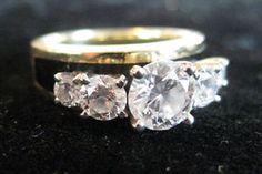 bernard k passman jewelry | Bernard Passman Diamond Ring Black Coral 18K Gold Custom 1 4 tcw VVS1 ...