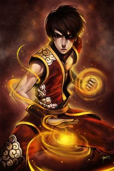 Prince Zuko. I started watching this show two days ago and I'm already obsessed, thanks very much @Robin Kearney.