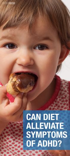Check out this article about kids' diets and ADHD.