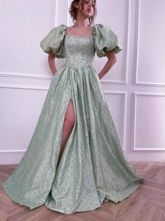 Ball Gowns Evening, Ball Gowns Prom, Ball Gown Dresses, Prom Dresses, Royal Dresses, Prom Outfits, Dress Outfits, Evening Dresses, Elegant Dresses