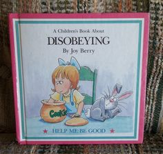 A Children's Book About Disobeyingat by TheLazyBeeBookstore, $3.99