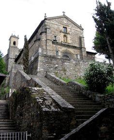 Villafranca along the Camino